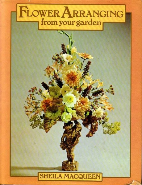 Image for FLOWER ARRANGING FROM YOUR GARDEN