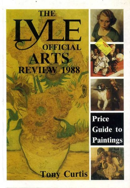 Image for THE LYLE OFFICIAL ARTS REVIEW 1988
