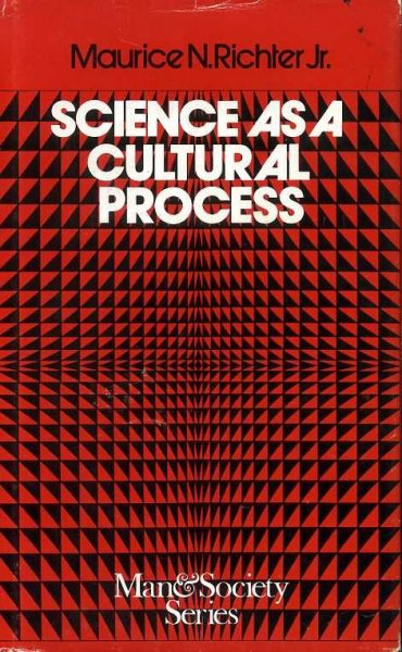 Image for SCIENCE AS A CULTURAL PROCESS
