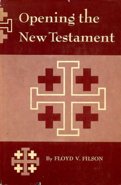 Image for OPENING THE NEW TESTAMENT