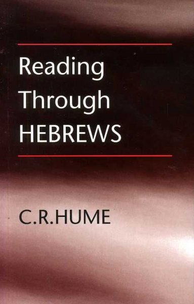 Image for READING THROUGH HEBREWS