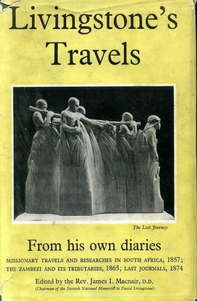 Image for LIVINGSTONE'S TRAVELS