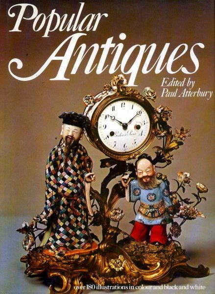 Image for POPULAR ANTIQUES