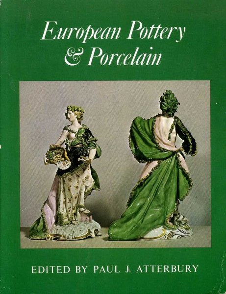 Image for EUROPEAN POTTERY AND PORCELAIN