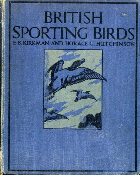 Image for British Sporting Birds