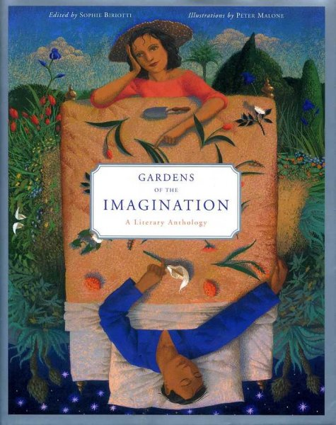 Image for GARDENS OF THE IMAGINATION a literary anthology