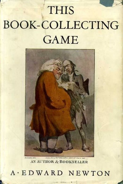 Image for THE BOOK-COLLECTING GAME