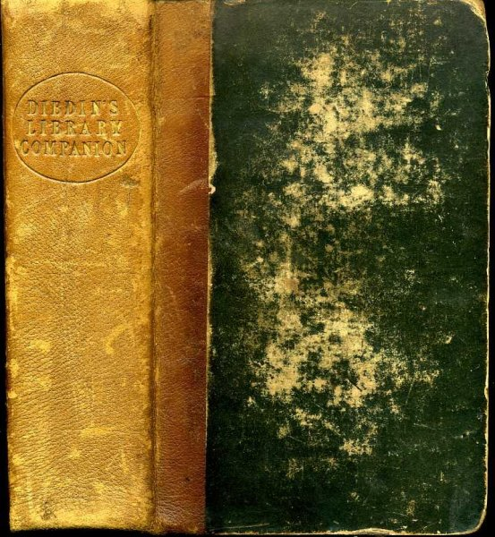 Image for THE LITERARY COMPANION; or THE YOUNG MAN'S GUIDE, AND THE OLD MAN'S COMFORT, IN THE CHOICE OF A LIBRARY
