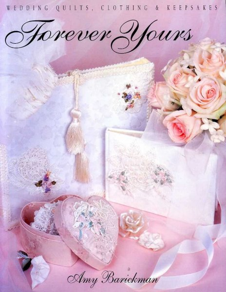 Image for FOREVER YOURS Wedding Quilts, Clothing & Keepsakes