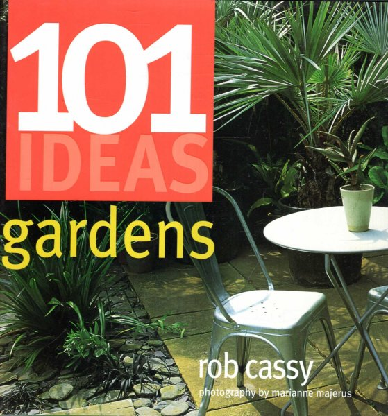 Image for 101 IDEAS: GARDENS