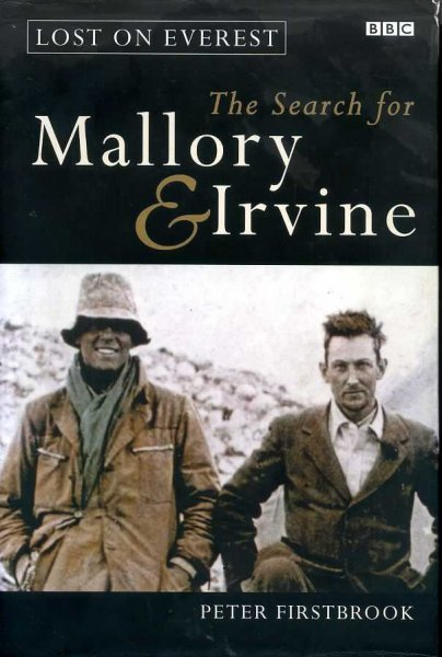 Image for THE SEARCH FOR MALLORY & IRVINE