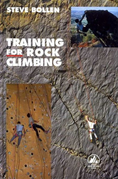Image for TRAINING FOR ROCK CLIMBING