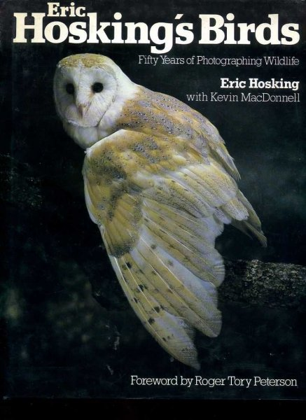 Image for ERIC HOSKING'S BRIDS Fifty Years of Photographing Wildlife