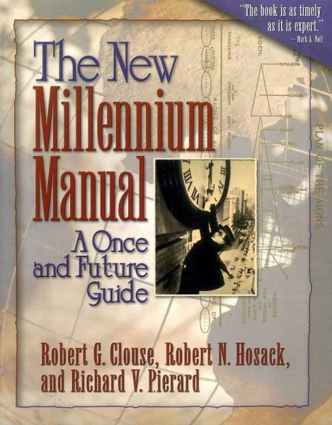 Image for THE NEW MILLENNIUM MANUAL A Once and Future Guide