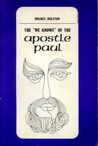 "Image for THE ""WE KNOWS"" OF THE APOSTLE PAUL"