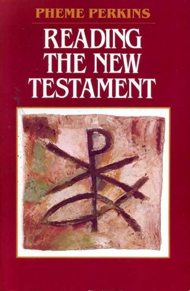 Image for READING THE NEW TESTAMENT An Introduction