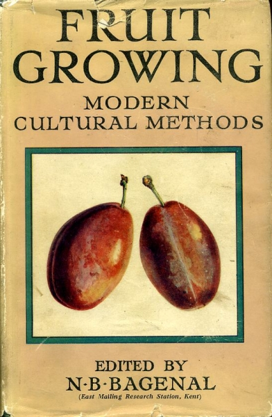 Image for FRUIT GROWING Modern Cultural Methods