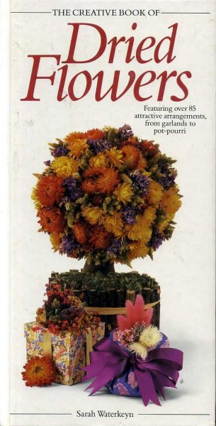 Image for THE CREATIVE BOOK OF DRIED FLOWERS