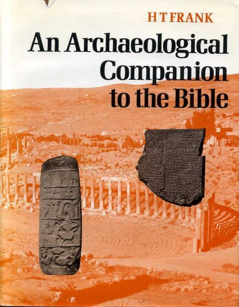 Image for AN ARCHAEOLOGICAL COMPANION TO THE BIBLE