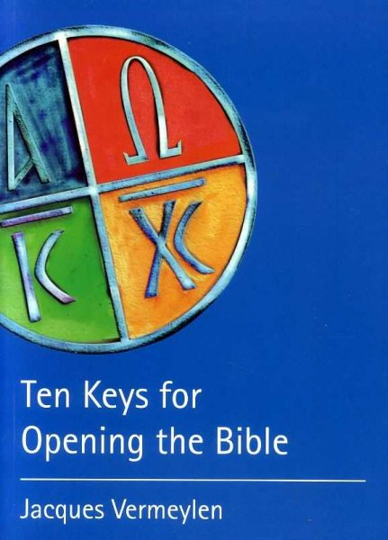 Image for TEN KEYS FOR OPENING THE BIBLE