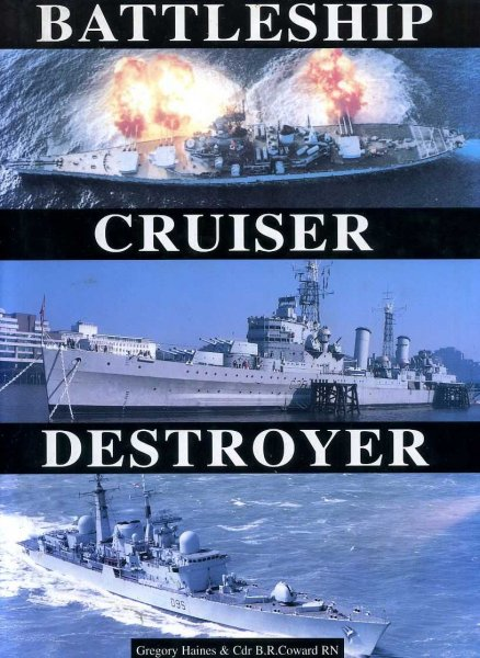 Image for BATTLESHIP, CRUISER, DESTROYER