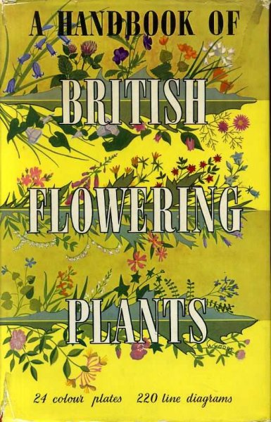 Image for A HANDBOOK OF BRITISH FLOWERING PLANTS