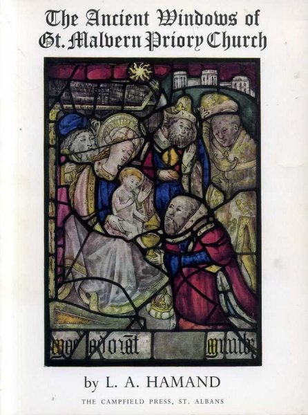 Image for THE ANCIENT WINDOWS OF GT MALVERN PRIORY CHURCH