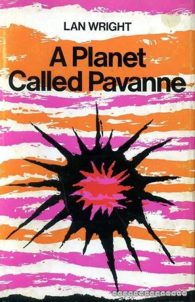 Image for A PLANET CALLED PAVANNE
