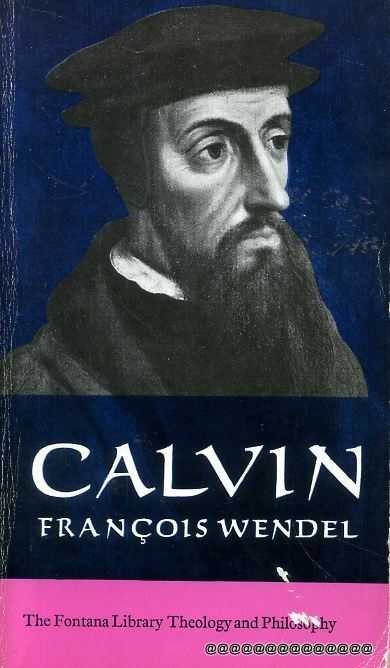 Image for CALVIN, the origins and development of his religious thought