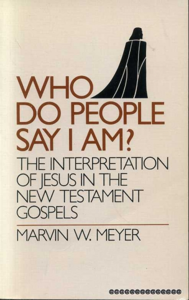 Image for WHO DO PEOPLE SAY THAT I AM? the interpretation of Jesus in the New Testament Gospels