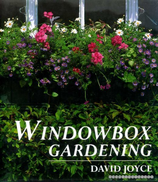 Image for Windowbox Gardening