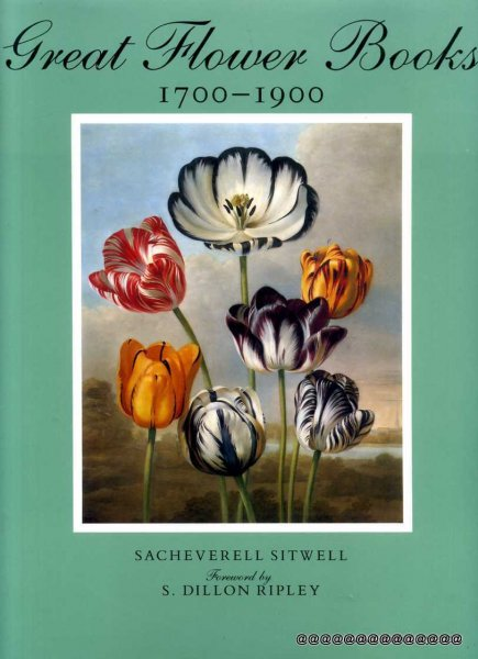 Image for Great Flower Books 1700-1900
