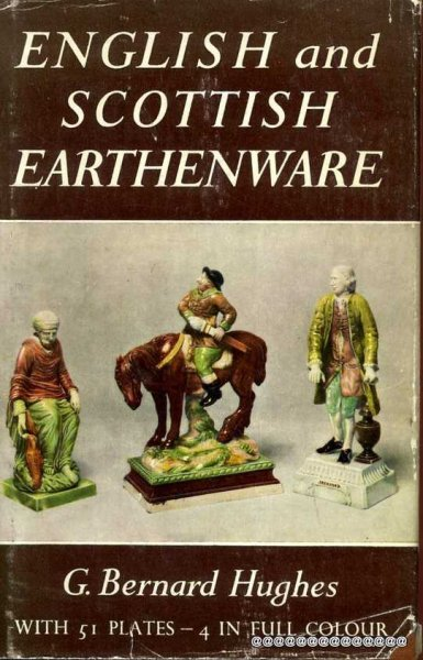 Image for English and Scottish Earthenware 16660-1860