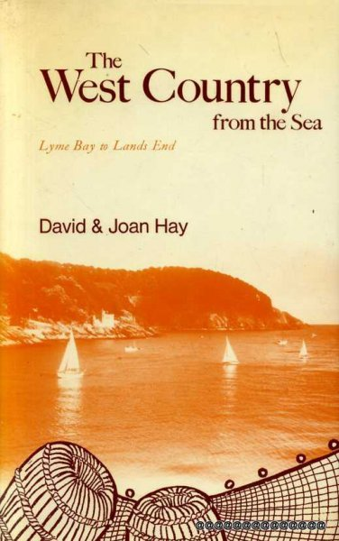 Image for THE WEST COUNTRY FROM THE SEA Lyme Bay to Lands End
