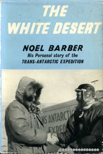 Image for THE WHITE DESERT