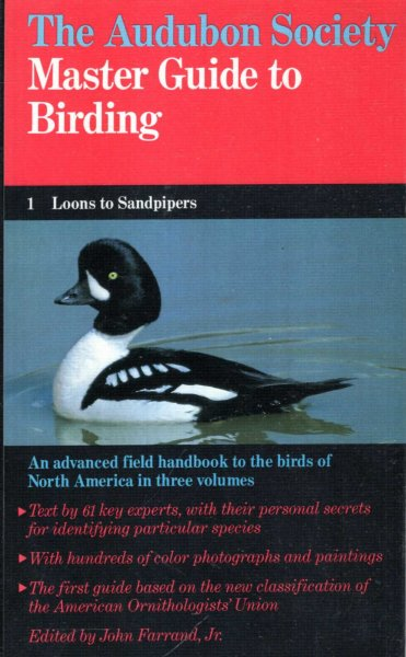 Image for THE AUDUBON SOCIETY MASTER GUIDE TO BIRDING (three volumes)