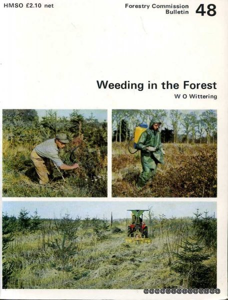 Image for WEEDING IN THE FOREST