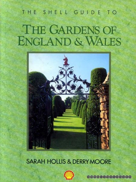 Image for THE SHELL GUIDE TO THE GARDENS OF ENGLAND AND WALES