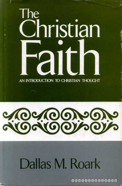 Image for THE CHRISTIAN FAITH