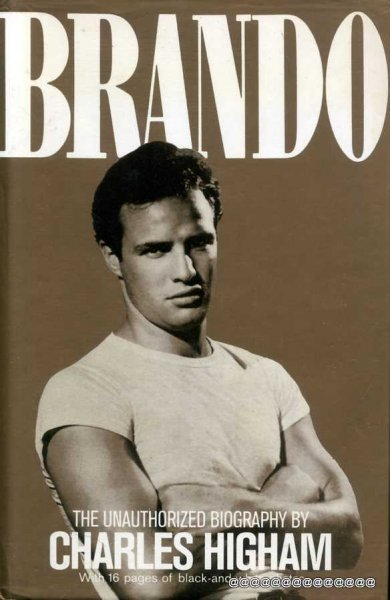 Image for BRANDO the unauthorized biography