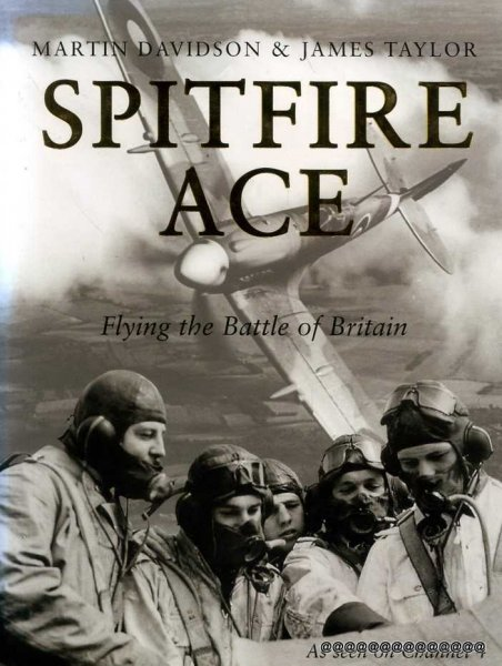 Image for SPITFIRE ACE Flying the Battle of Britain