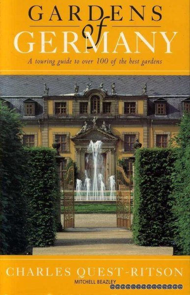Image for GARDENS OF GERMANY