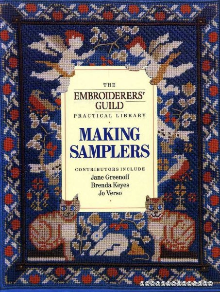 Image for THE EMBROIDERER'S GUILD PRACTICAL LIBRARY: MAKING SAMPLERS