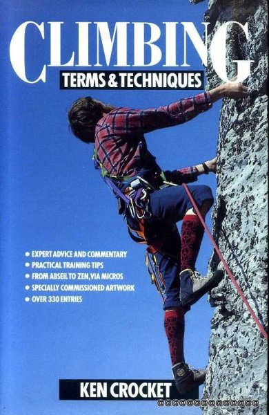Image for CLIMBING TERMS & TECHNIQUES