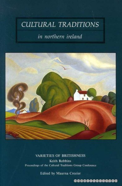 Image for CULTURAL TRADITIONS IN NORTHERN IRELAND