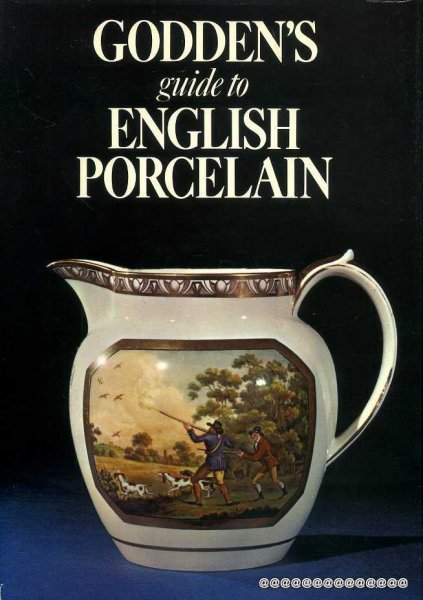Image for GODDEN'S GUIDE TO ENGLISH PORCELAIN
