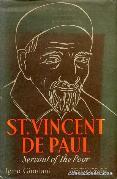 Image for ST VINCENT DE PAUL Servant of the Poor