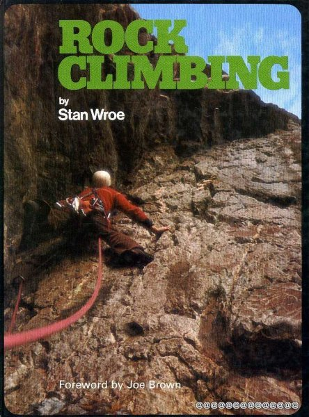 Image for ROCK CLIMBING
