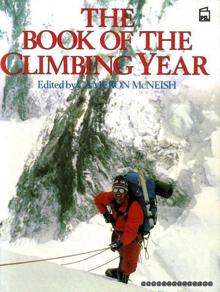 Image for THE BOOK OF THE CLIMBING YEAR