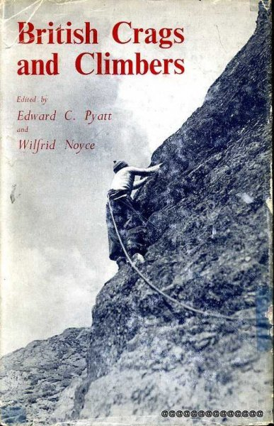 Image for BRITISH CRAGS AND CLIMBERS